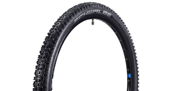 SCHWALBE Racing Ralph band 26x2.25 Double Defense zwart